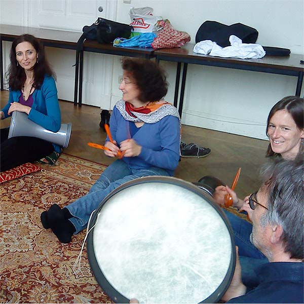 Workshop Orientaalse percussie